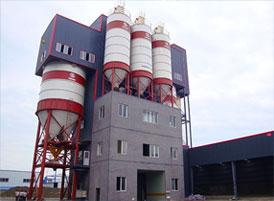 Ladder Dry Mix Mortar Mixing Equipment
