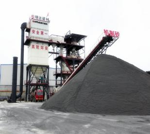 Huaihua Mingda Construction Material Co., Ltd. - Application of NFLG V7-100 Dry-type Sand Making Equipment