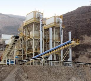 Shanxi Yuncheng Xinxing Company - Application of NFLG Sand Making, Crushing and Screening Equipment
