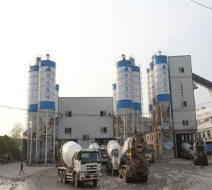 Hubei Xinxiang - Application of NFLG Concrete Mixing Plant