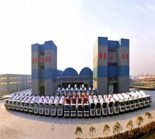 Tangshan Construction Group - Application of Environment-friendly NFLG Concrete Mixing Plant