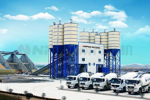 Ready-mixed Concrete Mixing Plant