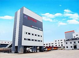 HZS Fully Environmental-friendly Commercial Concrete Mixing Plant