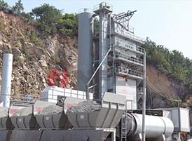 Tower-type Asphalt Batching Plant